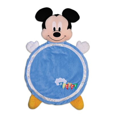 Mickey Mouse Plush Playmat 79364