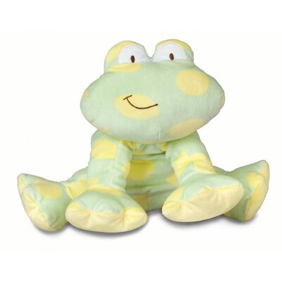 Asthma And Allergy Friendly Spotted Froggie Plush image