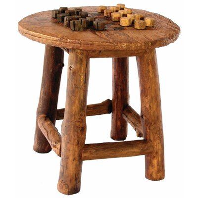 Prairie Waco Wheel Chat Table picture