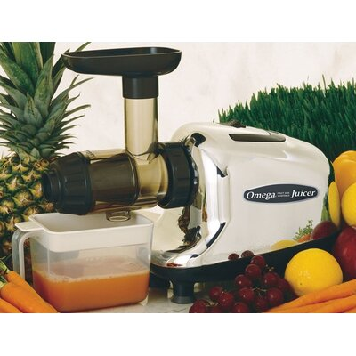 Omega Juicers Multi-Purpose Juicer/Food Processor at Sears.com