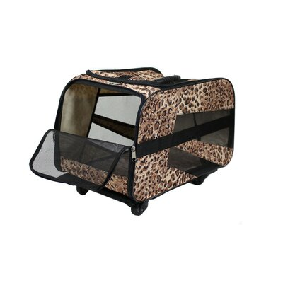 Pet Carrier Size: Large (15 H x 12 W x 21.5 L)