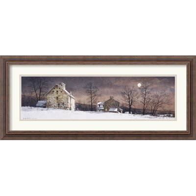 'Mill Moon' by Ray Hendershot Framed Photographic print DSW115097