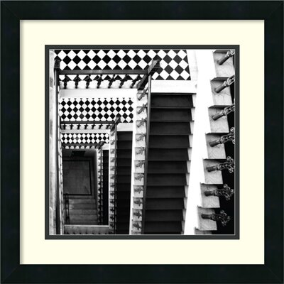 'Architectural Detail No. 34' by Ellen Fisch Framed Photographic Print DSW140883