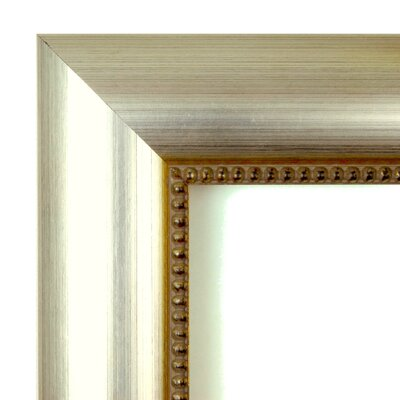 Rectangle Curved Accent Mirror