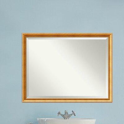 Townhouse Bathroom Mirror Size: 33