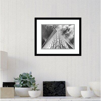 'Urban Angle' Framed Photographic Print on Wood