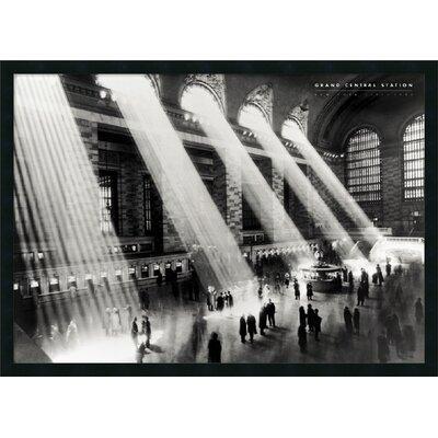 Grand Central Station Framed Photographic Print DSW01293