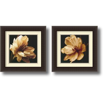'Timeless Grace' 2 Piece Framed Photographic Print Set