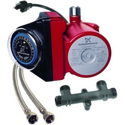 115V Comfort Recirculator Pump Kit