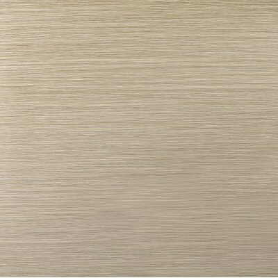 Strands 12 x 12 Porcelain Fabric Look/Field Tile in Olive