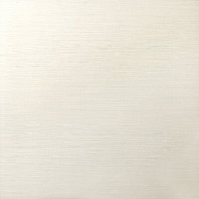 Strands 12 x 12 Porcelain Field Tile in Pearl