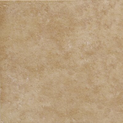 Pacific 6 x 6 Ceramic Field Tile in Noce