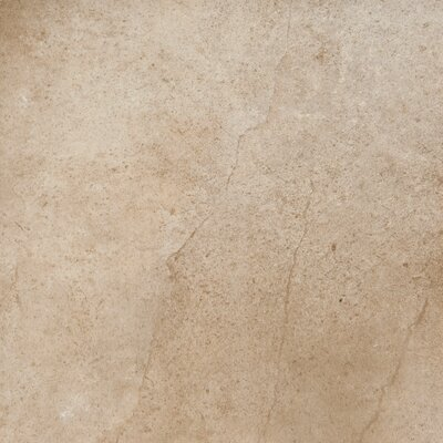 St Moritz II 12 x 12 Porcelain Field Tile in Cotton