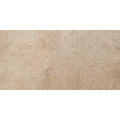 St. Moritz 12 x 24 Porcelain Field Tile in Cotton