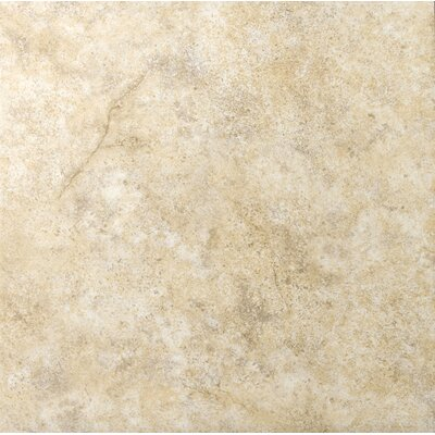 Toledo 7 x 7 Ceramic Field Tile in Beige