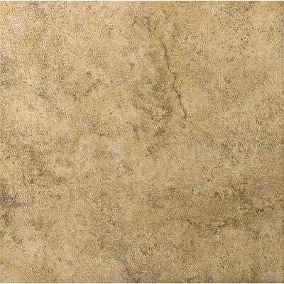 Toledo 7 x 7 Ceramic Field Tile in Bruno