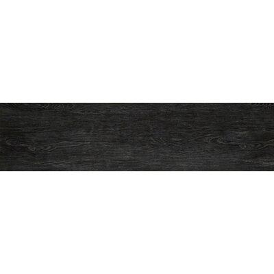 Alpine 6 x 36 Porcelain Wood-Look Plank Tile in Java