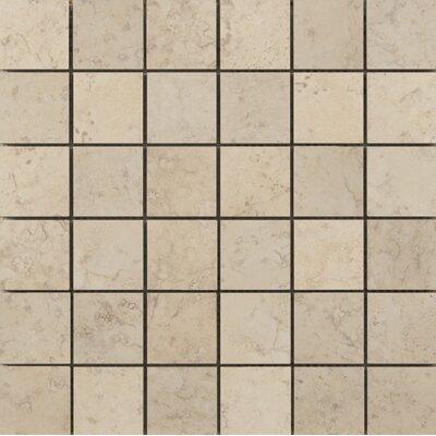 Odyssey 2 x 2/13 x 13 Ceramic Mosaic Tile in Oro
