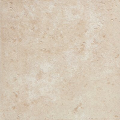 Pacific 12 x 12 Ceramic Field Tile in Cream