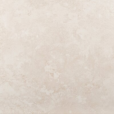 Taverna 20 x 20 Porcelain Field Tile in Avorio