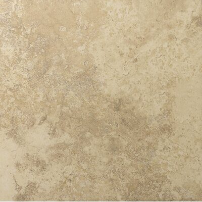 Taverna 20 x 20 Porcelain Field Tile in Beige