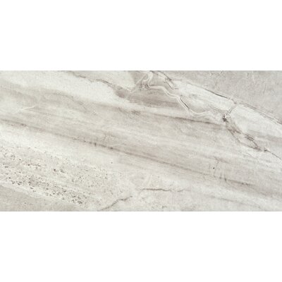 Eurasia 12 x 24 Porcelain Field Tile in Bianco
