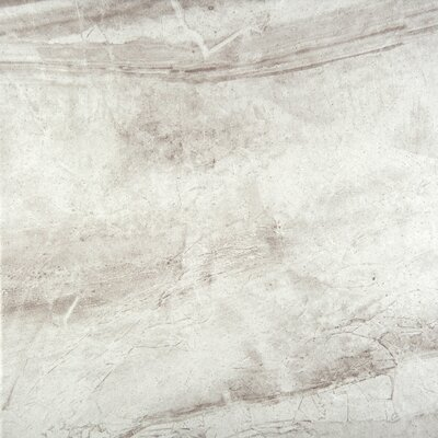 Eurasia 13 x 13 Porcelain Field Tile in Bianco