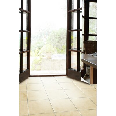 Genoa 1 x 1 Porcelain Beak Tile Trim in Albergo