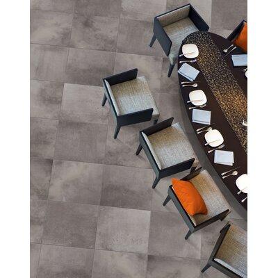 Cosmopolitan 12 x 24 Porcelain Field Tile in Steel