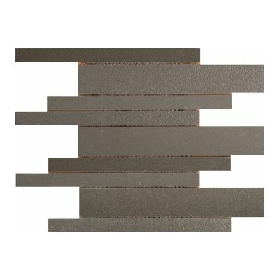 Direction Porcelain Linear Mosaic Tile in Structure