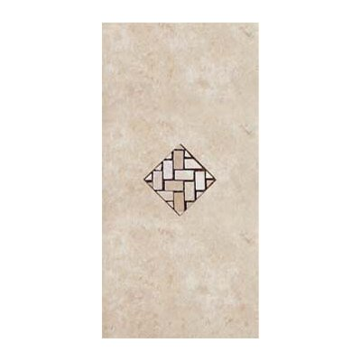 Pacific 6 x 12 Ceramic Field Tile in Cream