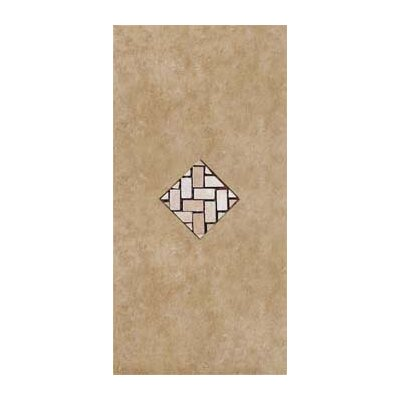 Pacific 6 x 12 Ceramic Field Tile in Noce