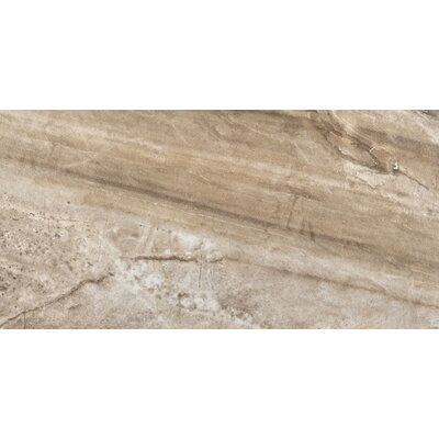 Eurasia 17 x 35 Porcelain Field Tile in Cafe