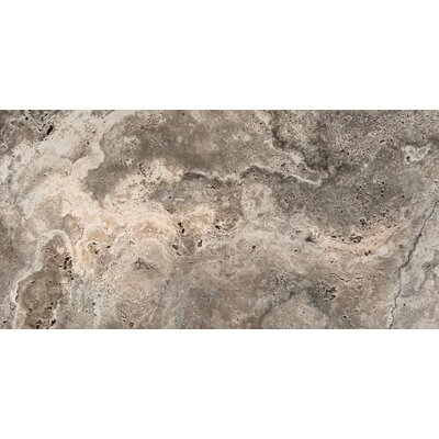 Homestead 12 x 24 Porcelain Field Tile in Gray