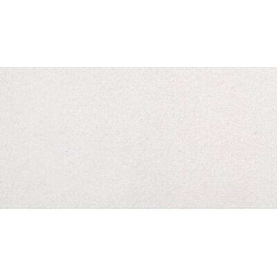 Perspective 12 x 24 Porcelain Field Tile in White