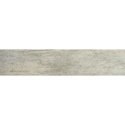 Zephyr 8 x 35 Ceramic Wood Look/Field Tile in Breeze Matte