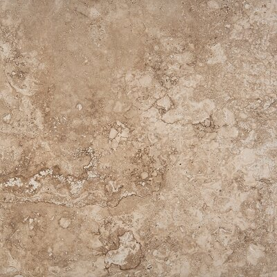 Homestead 18 x 18 Porcelain Field Tile in Beige