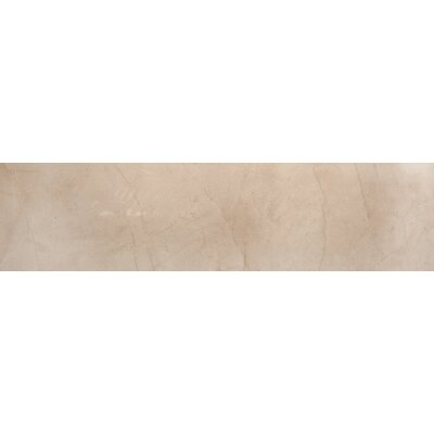 Citadel 6 x 35 Porcelain Field Tile in Beige