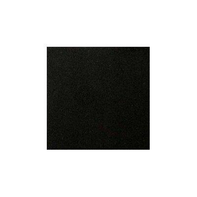3 x 6 Granite Field Tile in Absolute Black