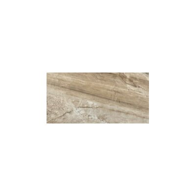 Europa 12 x 23 Porcelain Field Tile in Caf�