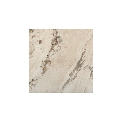 Pergamo 18 x 18 Porcelain Field Tile in Beige