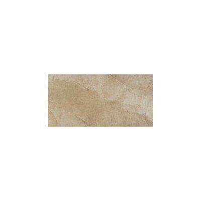 St. Moritz ll 3 x 12 Porcelain Bullnose Tile in Cotton
