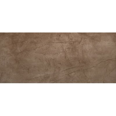 Citadel 12 x 20 Porcelain Linear Mosaic Tile in Brown