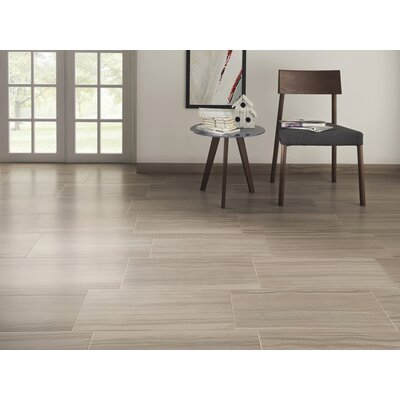 Action 11 x 23 Porcelain Field Tile in Gesture