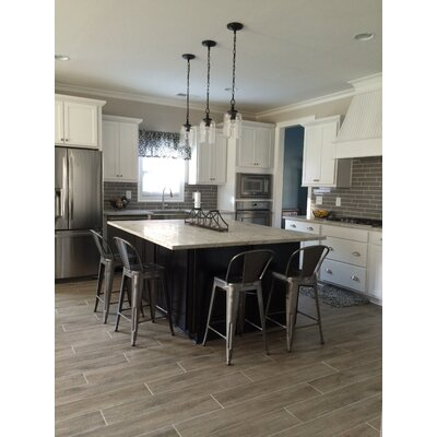 Woodwork 6 x 39 Porcelain Wood Look/Field Tile in Hillsboro
