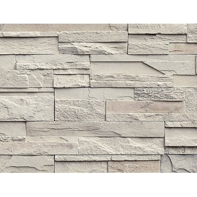 American Rockies Random Sized Concrete Composite Splitface Exterior Tile in Alberta