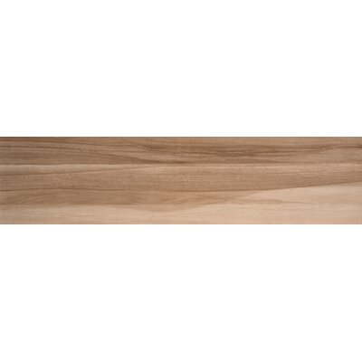 Downtown 6 x 35 Porcelain Wood Look/Field Tile in Figueroa