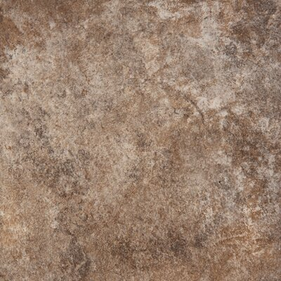 Origin 13 x 13 Ceramic Metal Look Field Tile in Essence