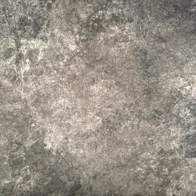 Origin 18 x 18 Ceramic Metal Look Field Tile in Cause