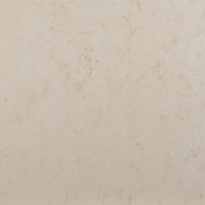 Odyssey 7 x 7 Ceramic Metal Look Field Tile in Beige